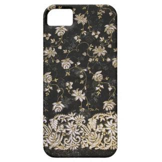 Floral Fabric Textile Design iPhone 5 Case