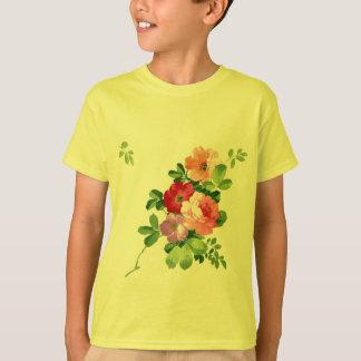 Floral fantacy -customizable T-Shirt