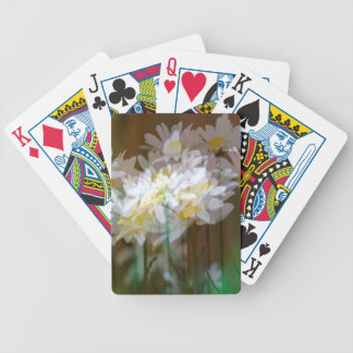 Floral Fantasies Bicycle Playing Cards
