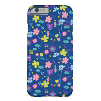 Floral fantasy barely there iPhone 6 case