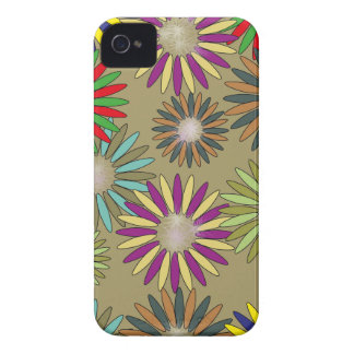 Floral Fantasy iPhone 4 Covers