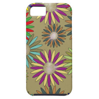 Floral Fantasy iPhone 5 Covers