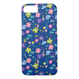 Floral fantasy iPhone 7 case