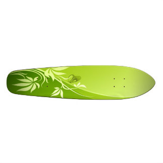 Floral Fashion 4 Skateboard