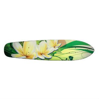 Floral Fashion 8 Skateboard