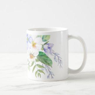 Floral Field Bouquet Coffee Mug