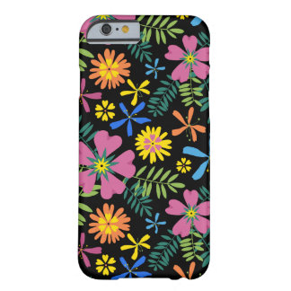 Floral Fiesta Barely There iPhone 6 Case