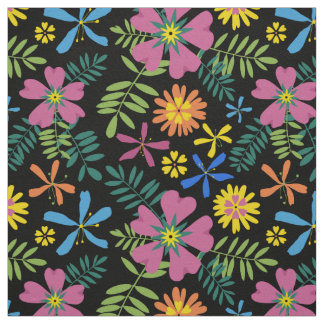 Floral Fiesta Two Fabric