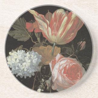 Floral Fine Art Coaster