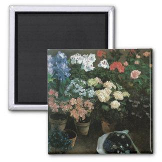 Floral Fine Art Magnet