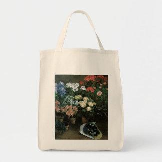 Floral Fine Art Tote Bag