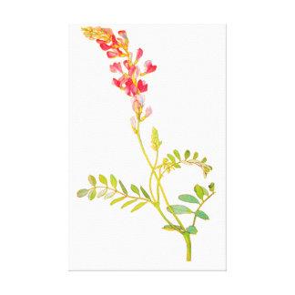 FLORAL FLOWER CANVAS PRINTS