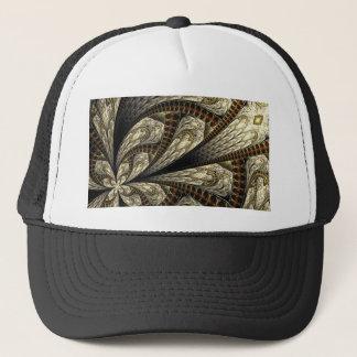 Floral Fractal #2 Trucker Hat