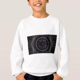Floral Fractal Sweatshirt