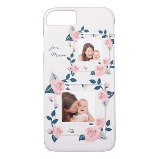 Floral frames iPhone 8/7 case