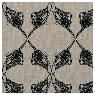 Floral Free Flow Fabric