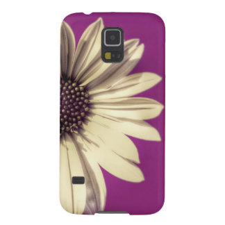 floral galaxy s5 cover