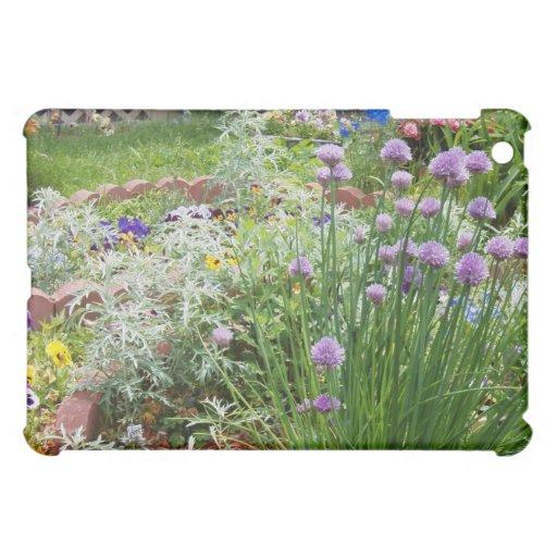 Floral Garden iPad Mini Case
