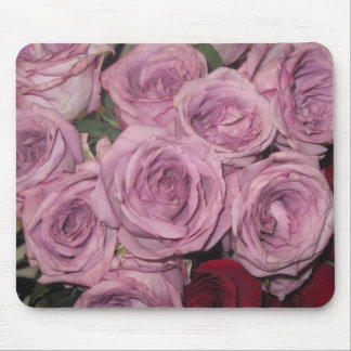 Floral Garden Mouse Pad