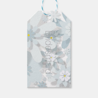 Floral Gift Tags (Customisable)
