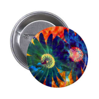 Floral Gifts Pinback Buttons