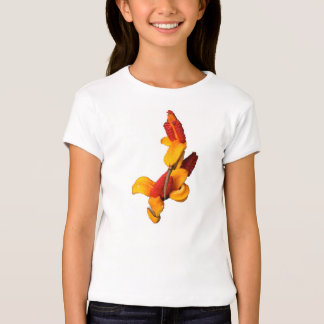 Floral Girls' T-Shirt