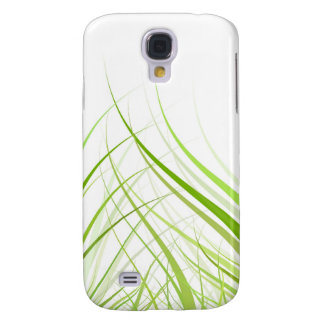Floral Green  Galaxy S4 Cases