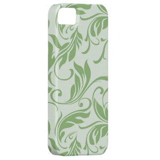 Floral Green iPhone 5 Cover