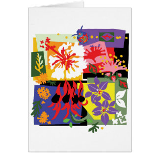 Floral - Greeting card