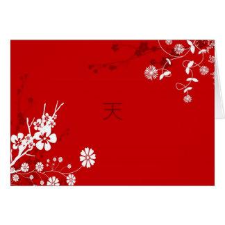 Floral Heaven Card