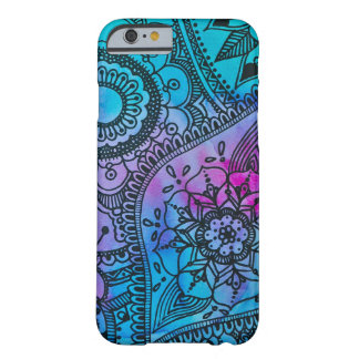 Floral Hippie Print By Megaflora Design Barely There iPhone 6 Case