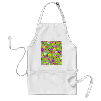 Floral Hipster Gifts Aprons