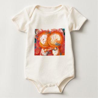 ©Floral Hugs By Catherine Lott Baby Bodysuit
