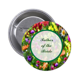 Floral Impressions Father of the Bride Pin