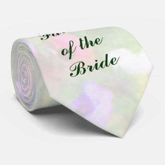 Floral Impressions Father of the Bride Tie
