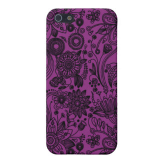 Floral iPhone4 Case iPhone 5 Covers
