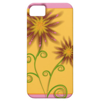 Floral Iphone 5S Case Case For The iPhone 5