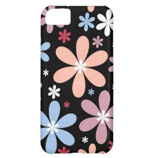 Floral Iphone 5S Case Cover For iPhone 5C