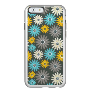Floral iPhone 6/6s Feather® Shine, Silver Incipio Feather® Shine iPhone 6 Case