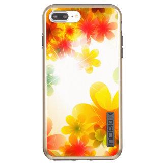 Floral iPhone 7 Plus DualPro Shine, Gold Incipio DualPro Shine iPhone 8 Plus/7 Plus Case