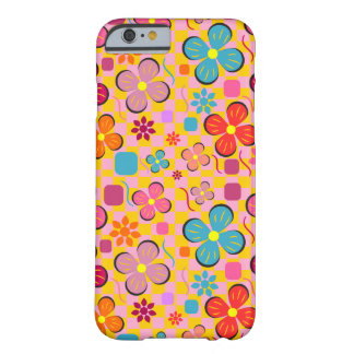 Floral joy in June Barely There iPhone 6 Case