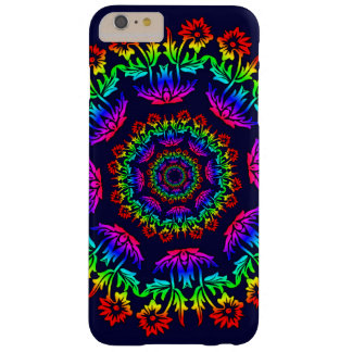 Floral Kaliedoscope Barely There iPhone 6 Plus Case
