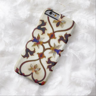 Floral Lattice Design Barely There iPhone 6 Case