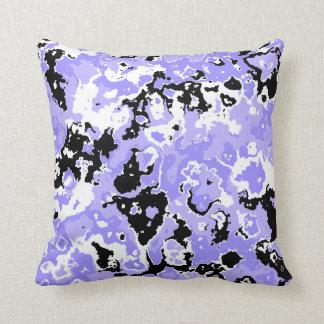 Floral Lavender Designer Cushion