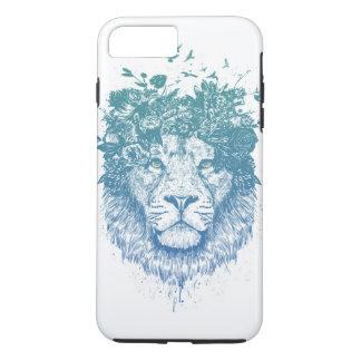 Floral lion iPhone 8 plus/7 plus case