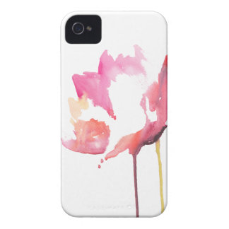 Floral love Case-Mate iPhone 4 case