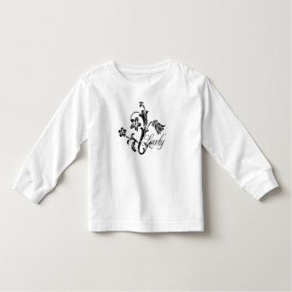 Floral Lovely Flourish T-shirts