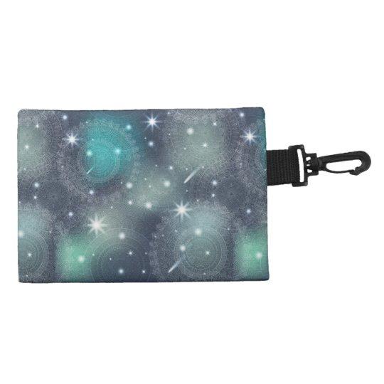 Floral luxury mandala pattern accessory bag