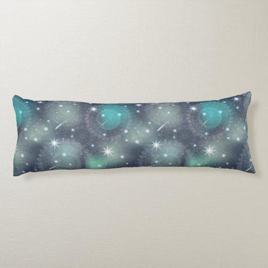 Floral luxury mandala pattern body cushion