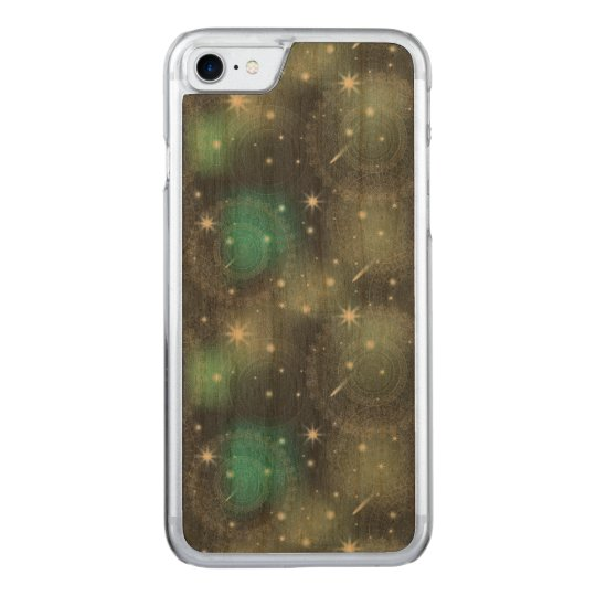 Floral luxury mandala pattern carved iPhone 8/7 case